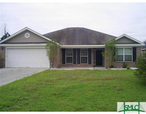 41 Carlisle Lane, Savannah, GA 31419 (MLS #253275) :: McIntosh Realty Team