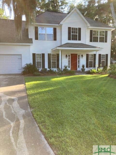 313 Olde Towne Road Road, Savannah, GA 31410 (MLS #253431) :: Coldwell Banker Access Realty