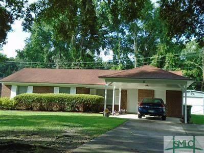 17 Dyches Drive, Savannah, GA 31406 (MLS #253549) :: McIntosh Realty Team