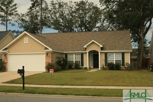 111 Lancaster Way, Richmond Hill, GA 31324 (MLS #253633) :: Heather Murphy Real Estate Group