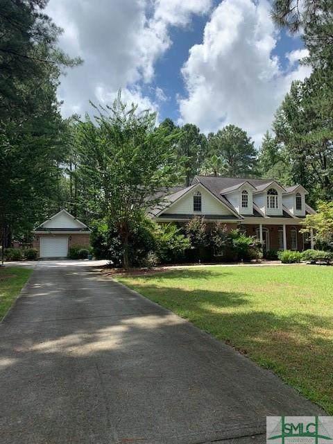 126 Cypress Drive, Rincon, GA 31326 (MLS #253741) :: Coldwell Banker Access Realty