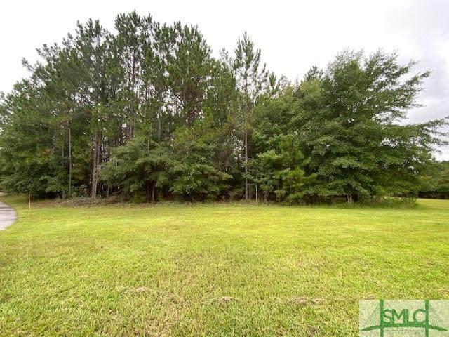 210 Westbrook Lane, Pooler, GA 31322 (MLS #253960) :: Coastal Savannah Homes