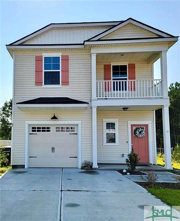 67 Pomona Circle, Savannah, GA 31419 (MLS #254041) :: Liza DiMarco