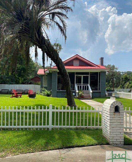 6305 Garrard Avenue, Savannah, GA 31405 (MLS #254049) :: Coldwell Banker Access Realty