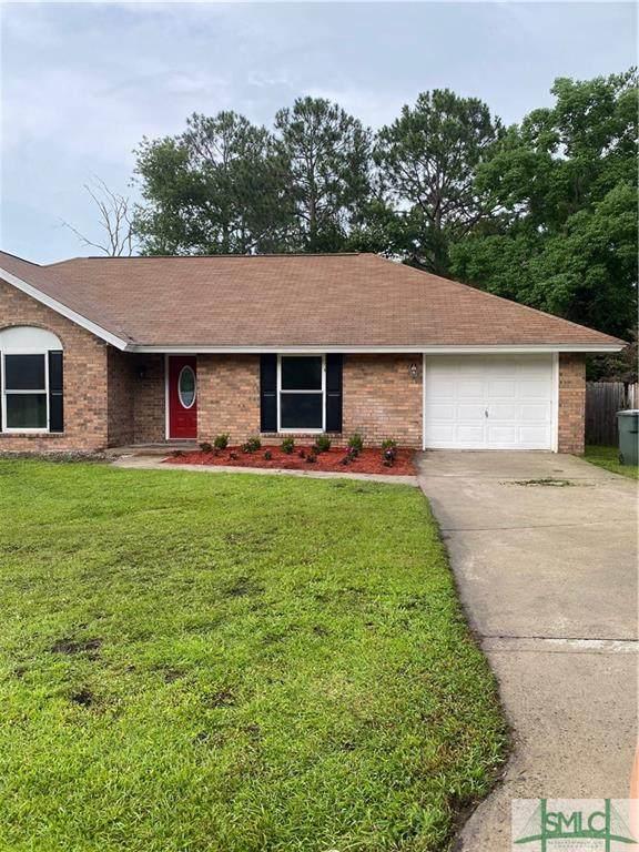 631 Demere Street, Hinesville, GA 31313 (MLS #254100) :: Bocook Realty