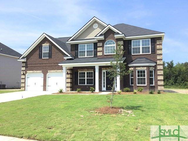 671 Red Oak Lane, Hinesville, GA 31313 (MLS #254162) :: Coldwell Banker Access Realty