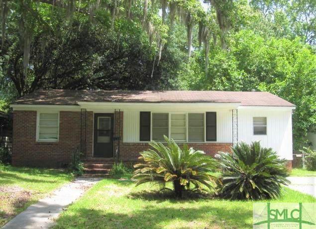 2434 E 39th Street, Savannah, GA 31404 (MLS #254269) :: Teresa Cowart Team