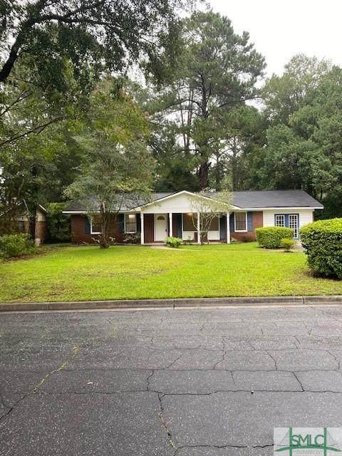 27 Canterbury Circle, Savannah, GA 31419 (MLS #254350) :: Coldwell Banker Access Realty