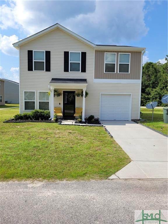 203 Telfair Drive, Hinesville, GA 31313 (MLS #254431) :: Keller Williams Coastal Area Partners