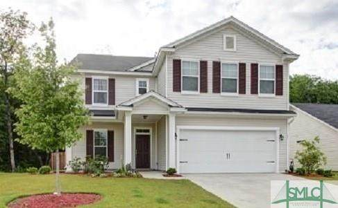 51 Concordia Drive, Savannah, GA 31419 (MLS #254445) :: Heather Murphy Real Estate Group