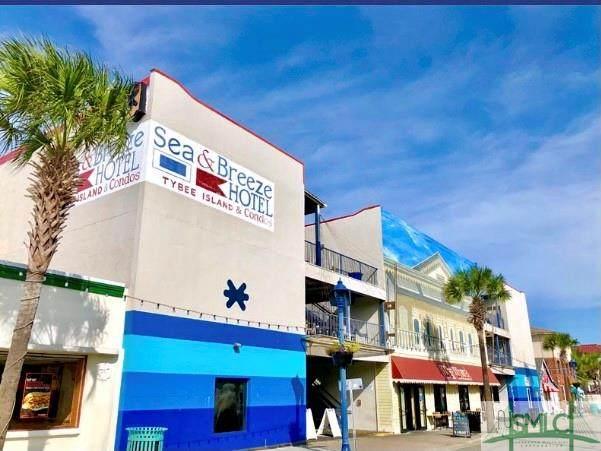 16 Tybrisa Street #201, Tybee Island, GA 31328 (MLS #254447) :: Keller Williams Coastal Area Partners