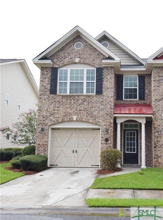 777 King George Boulevard #25, Savannah, GA 31419 (MLS #254554) :: Coldwell Banker Access Realty