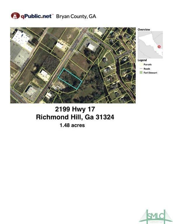 2199 Us 17 Highway, Richmond Hill, GA 31324 (MLS #254941) :: Bocook Realty