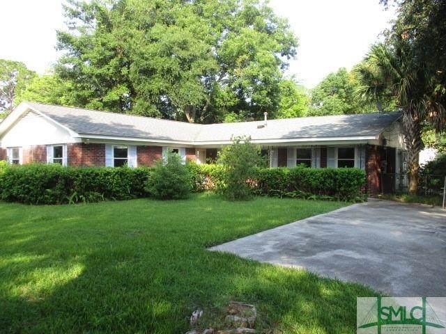 30 Amanda Drive, Savannah, GA 31406 (MLS #255002) :: Keller Williams Realty Coastal Area Partners
