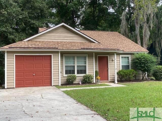 6 E White Hawthorne Drive, Savannah, GA 31419 (MLS #255486) :: Heather Murphy Real Estate Group