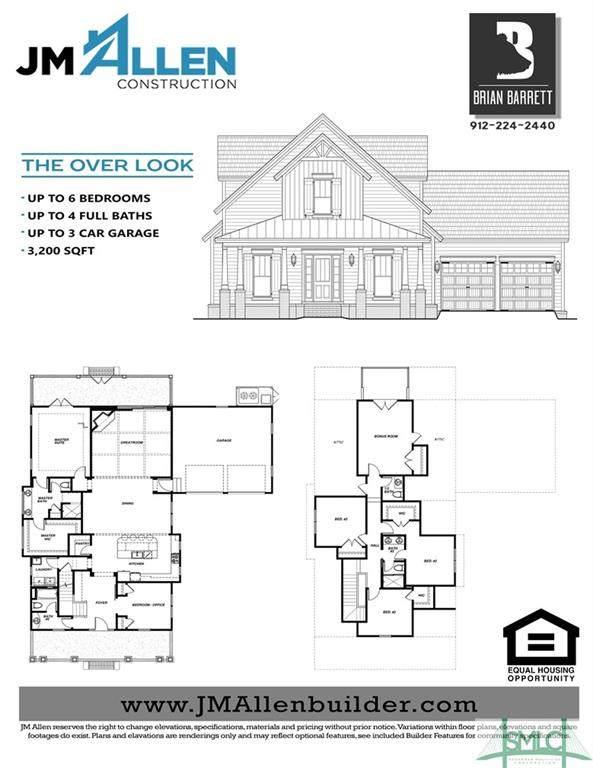 324 Linkside Lake Drive, Richmond Hill, GA 31324 (MLS #255614) :: Coastal Savannah Homes
