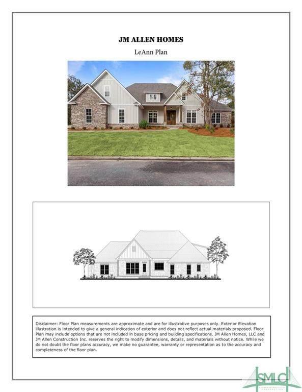 542 Linkside Lake Drive, Richmond Hill, GA 31324 (MLS #255627) :: Coastal Savannah Homes
