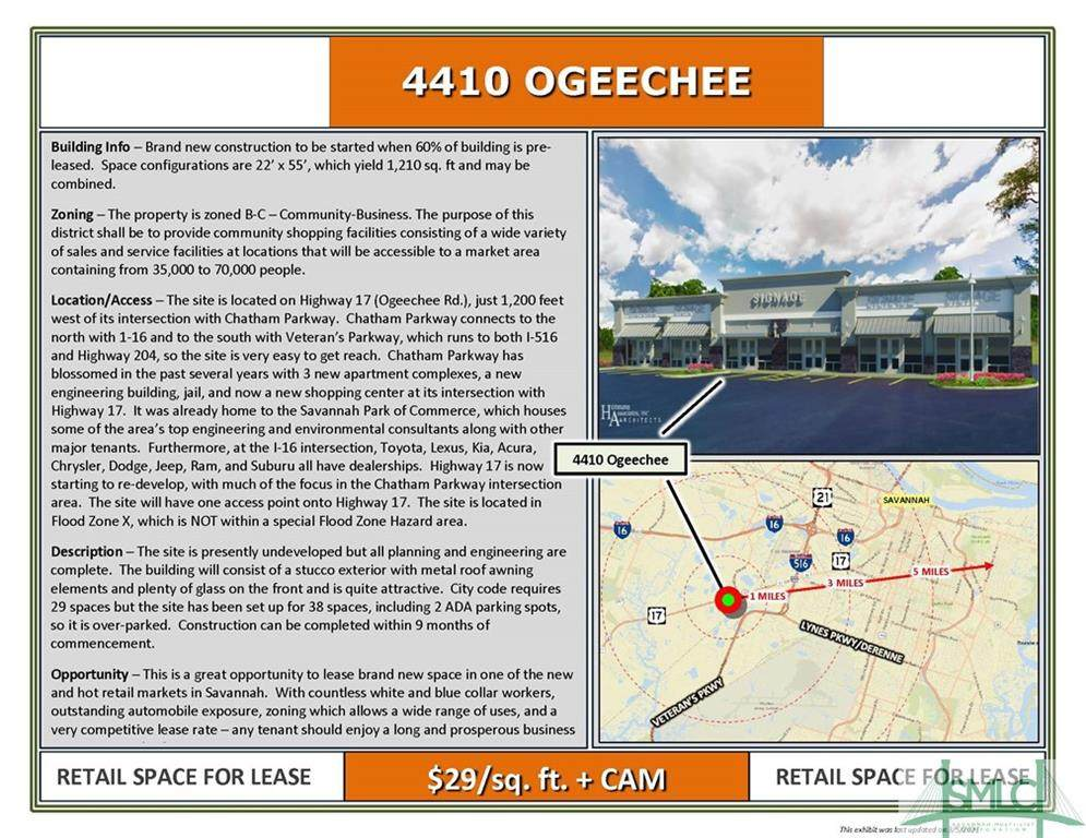 4410 Ogeechee Road - Photo 1