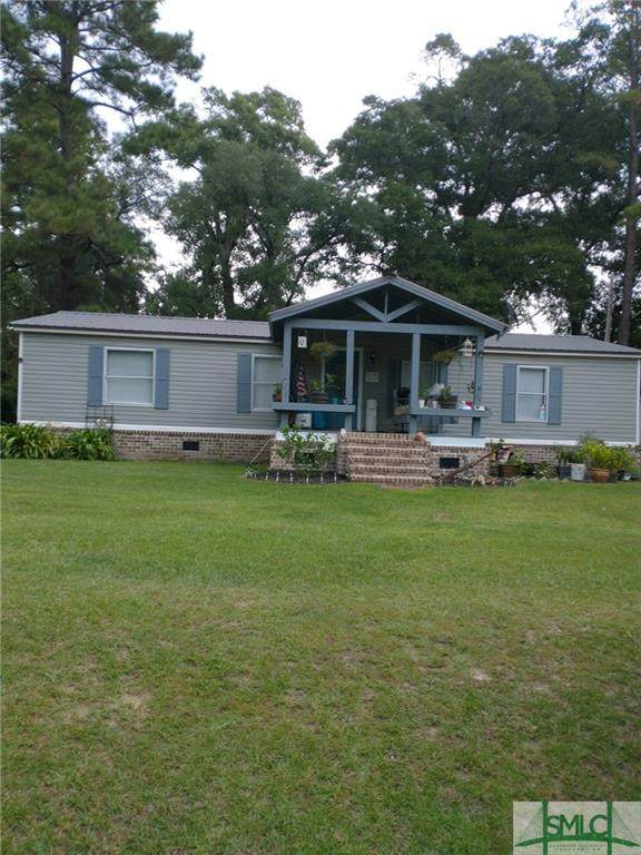 333 Live Oak Loop, Ellabell, GA 31308 (MLS #256829) :: Keller Williams Coastal Area Partners