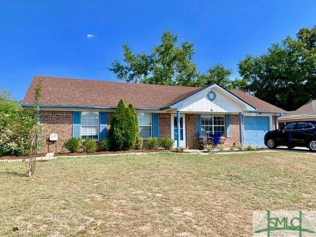 1450 Coalition Circle, Hinesville, GA 31313 (MLS #257146) :: Heather Murphy Real Estate Group