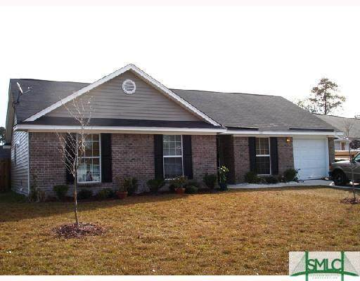 179 Mills Run Drive, Savannah, GA 31405 (MLS #257147) :: Team Kristin Brown | Keller Williams Coastal Area Partners