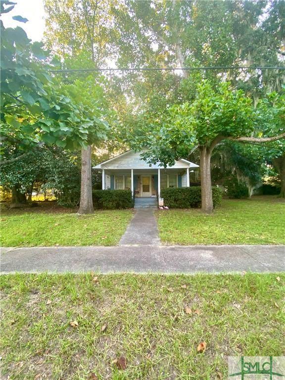 4604 Spring Hill Road, Savannah, GA 31404 (MLS #257157) :: Heather Murphy Real Estate Group