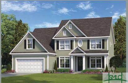 125 Moor Hen Landing, Savannah, GA 31419 (MLS #257196) :: Heather Murphy Real Estate Group