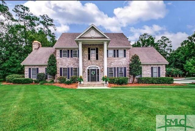 502 Southbridge Boulevard, Savannah, GA 31405 (MLS #257256) :: Heather Murphy Real Estate Group