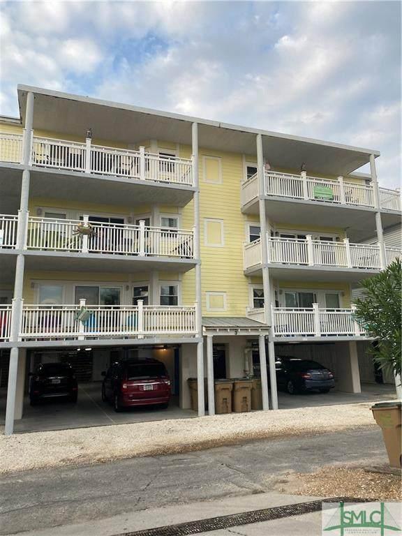 3 17th Place #301, Tybee Island, GA 31328 (MLS #257354) :: Heather Murphy Real Estate Group
