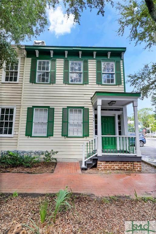 106 W Henry Street, Savannah, GA 31401 (MLS #257364) :: Heather Murphy Real Estate Group