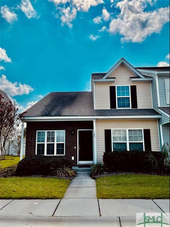 147 Sonata Circle, Pooler, GA 31322 (MLS #257437) :: Heather Murphy Real Estate Group