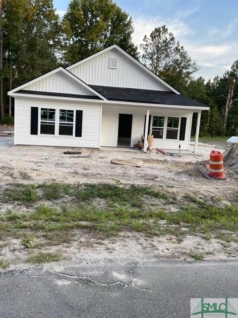 314 Dilmus Jackson Street, Guyton, GA 31312 (MLS #257489) :: Keller Williams Coastal Area Partners