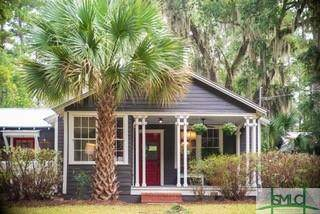 7416 Hemlock Avenue, Savannah, GA 31406 (MLS #257507) :: Teresa Cowart Team