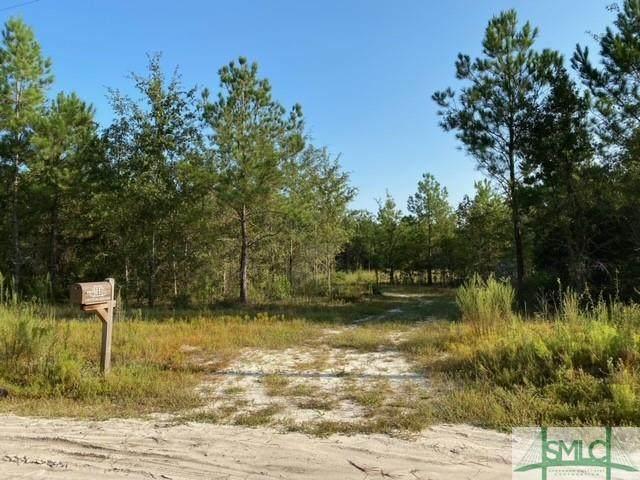 4198 Otter Hole Branch Road, Pembroke, GA 31321 (MLS #257532) :: Coastal Savannah Homes