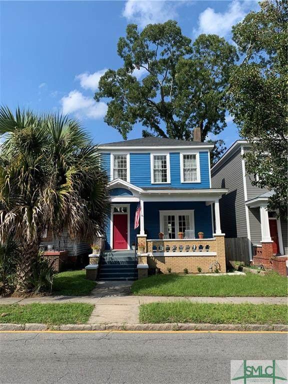 514 E Anderson Street, Savannah, GA 31401 (MLS #257573) :: Coldwell Banker Access Realty