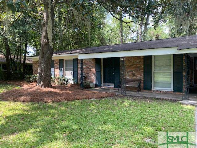 614 Jackson Boulevard, Savannah, GA 31405 (MLS #257592) :: Keller Williams Coastal Area Partners