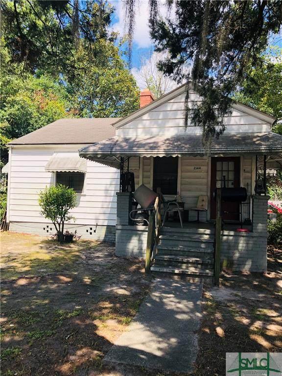 2144 Capital Street, Savannah, GA 31404 (MLS #257648) :: The Allen Real Estate Group
