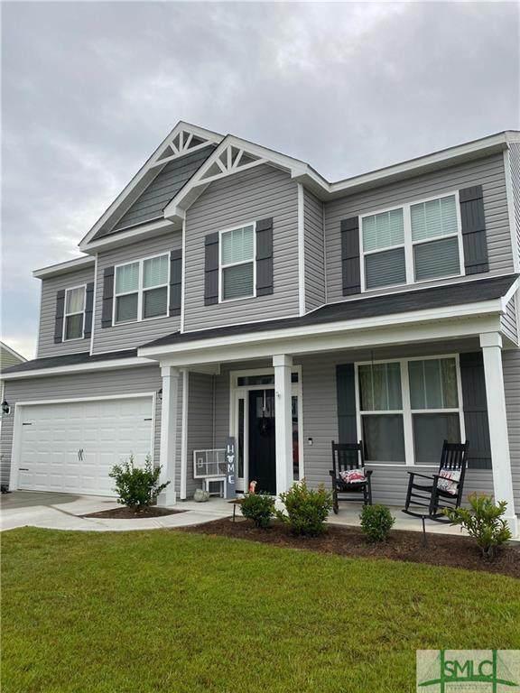 109 Danielle Loop, Rincon, GA 31326 (MLS #257685) :: Bocook Realty