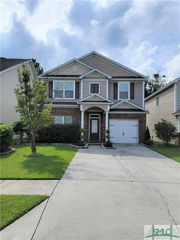 162 Chapel Lake S, Savannah, GA 31419 (MLS #257753) :: Coldwell Banker Access Realty