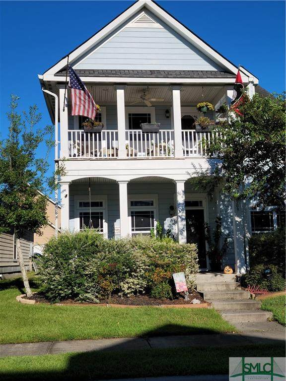 509 Flat Rock Trace, Port Wentworth, GA 31407 (MLS #257856) :: Keller Williams Coastal Area Partners