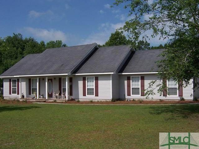 401 Staghorn Court, Statesboro, GA 30461 (MLS #257895) :: The Sheila Doney Team