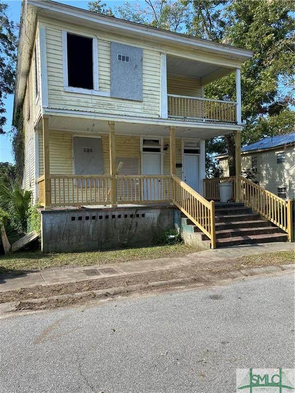 815 W 42nd Street, Savannah, GA 31415 (MLS #257905) :: Coldwell Banker Access Realty