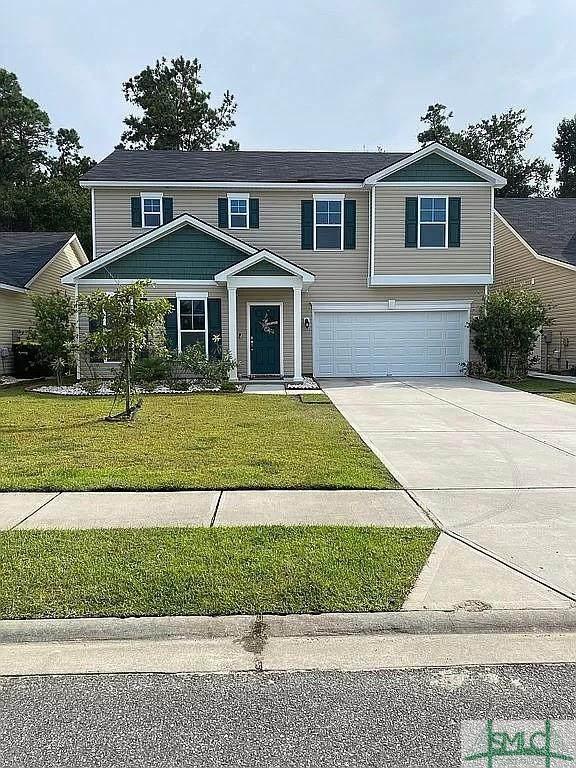 113 Crystal Lake Drive, Savannah, GA 31407 (MLS #257938) :: Liza DiMarco