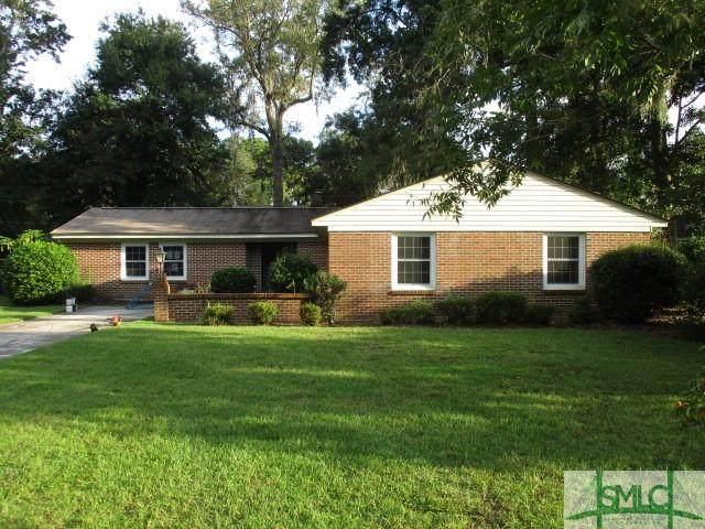 9233 Garland Drive, Savannah, GA 31406 (MLS #257942) :: Luxe Real Estate Services