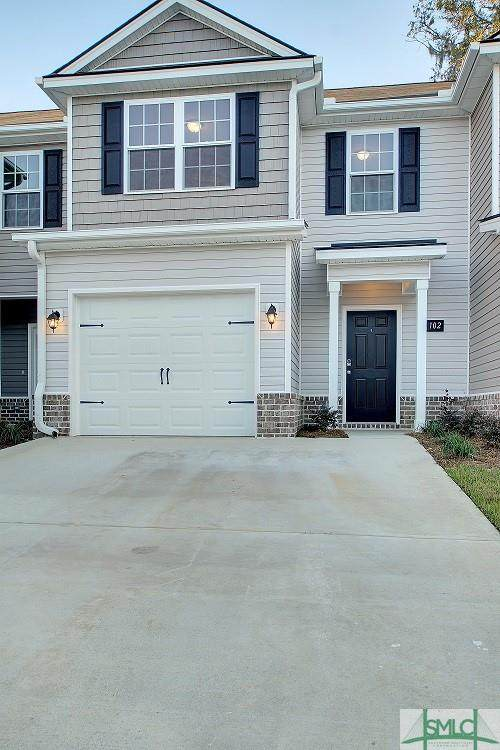200 Kepler Loop, Richmond Hill, GA 31324 (MLS #257960) :: The Arlow Real Estate Group
