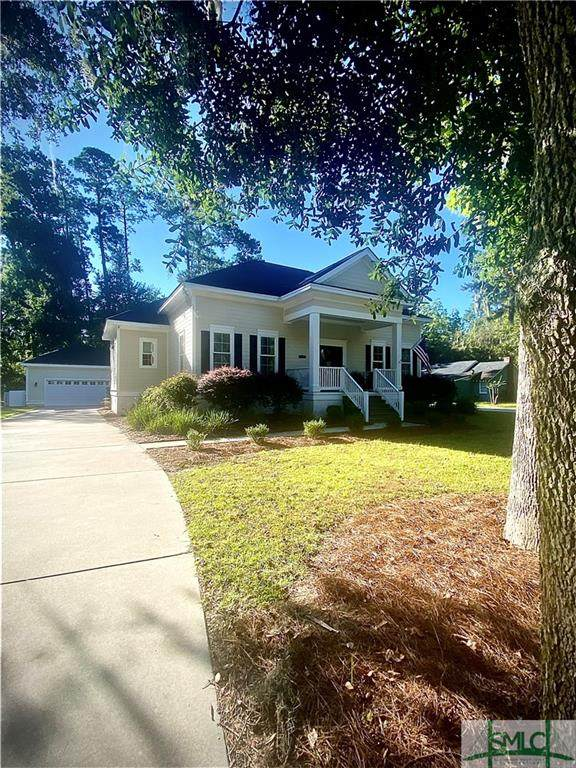 2621 Norwood Avenue, Savannah, GA 31406 (MLS #258020) :: The Arlow Real Estate Group