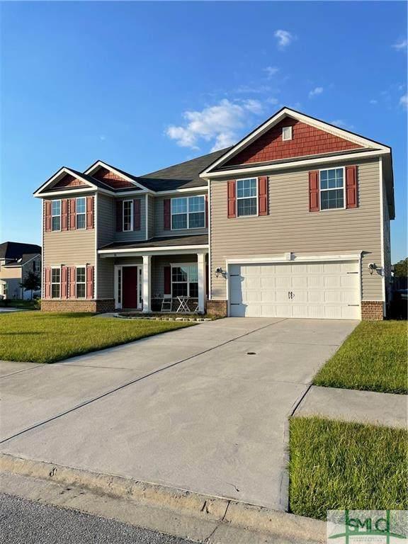 16 Heritage Road, Port Wentworth, GA 31407 (MLS #259292) :: Keller Williams Realty Coastal Area Partners