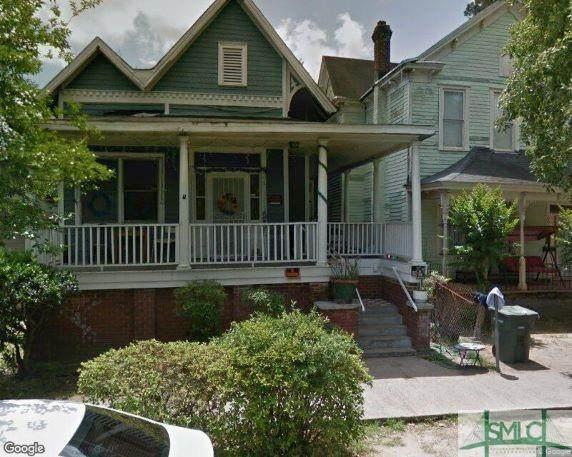 603 W 38th Street, Savannah, GA 31415 (MLS #259386) :: Keller Williams Coastal Area Partners