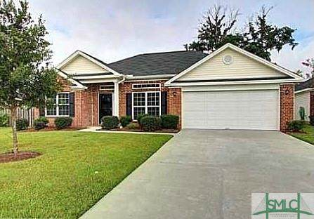 121 Fontenot Drive, Savannah, GA 31405 (MLS #259460) :: Teresa Cowart Team