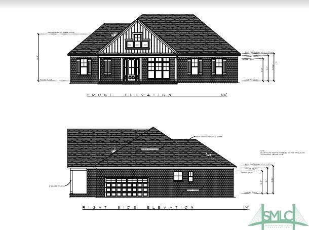 21 S Camelia Court, Guyton, GA 31312 (MLS #259749) :: The Arlow Real Estate Group